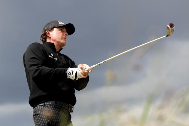 Phil Mickelson: Top 10 Reasons Lefty Can Steal a Win at 2012 British Open