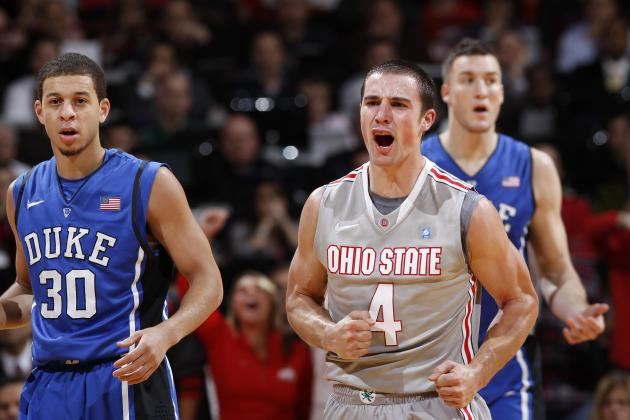 Ohio State Basketball: 5 Games to Circle on the Buckeyes' Schedule