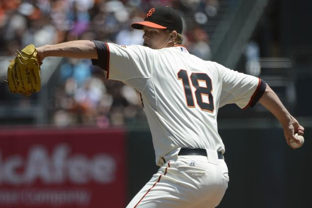 5 San Francisco Giants Who Must Step Up for Team to Win the NL West