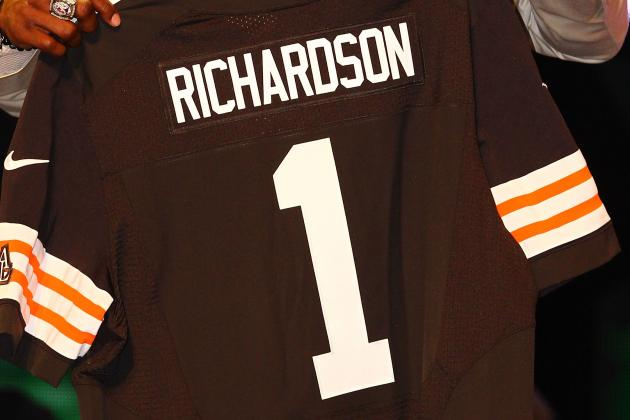 Fantasy Football 2012: Why Trent Richardson Should Be an Early-Round Pick
