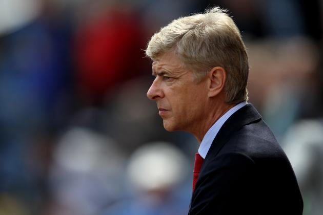 Arsenal Transfers: 5 Realistic Ways Arsene Wenger Could Spend RVP Transfer Money