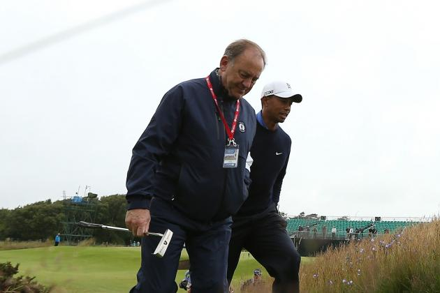 British Open Odds 2012: Ranking Top 10 Favorites at Royal Lytham