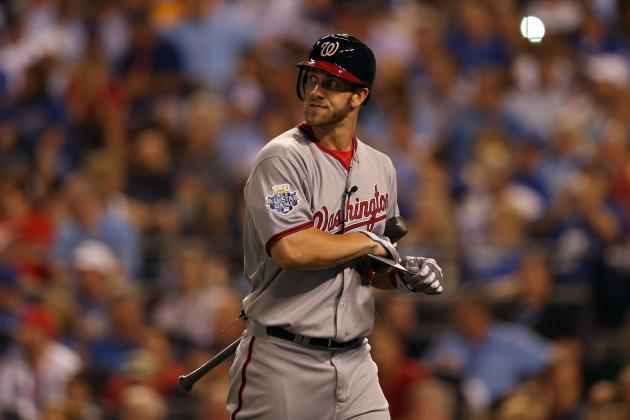 Washington Nationals: 5 Second-Half Expectations for Bryce Harper