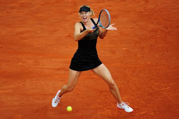 Maria Sharapova and the Worst Grunts in Tennis Today
