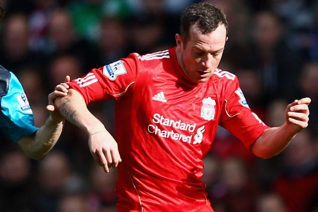 Charlie Adam: 5 Areas Liverpool Midfielder Must Improve Next Season