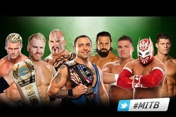WWE Money in the Bank 2012: Ranking World Heavyweight Championship Participants