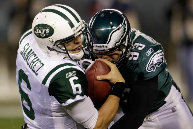 Philadelphia Eagles: Projections for Eagles' Defensive Stats Leaders in 2012