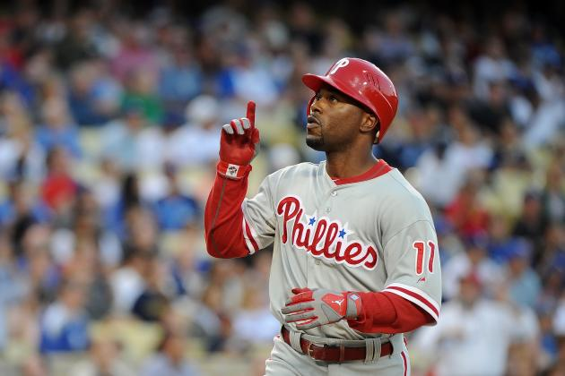 Dodgers Trade Rumors: 8 Ways Jimmy Rollins Would Impact Los Angeles' Lineup