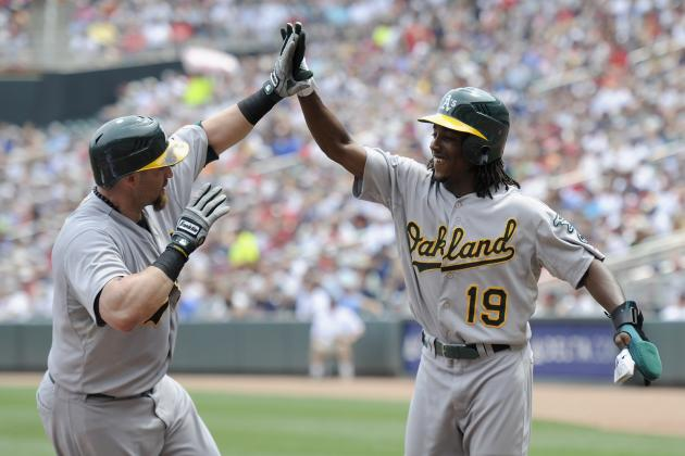 Oakland Athletics: 5 A's Who Will Have to Sweat out the 2012 Trade Deadline