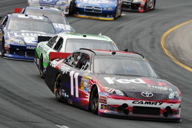 NASCAR Sprint Cup: 5 Good, 5 Bad at New Hampshire