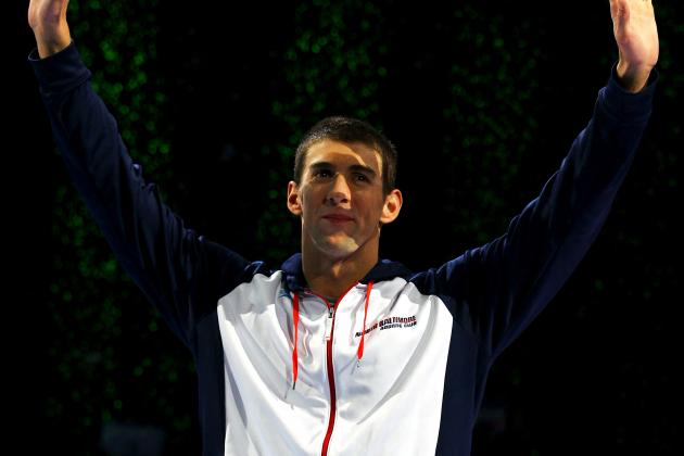 London 2012: Superstar Athletes Who Won't Live Up to Their Hype