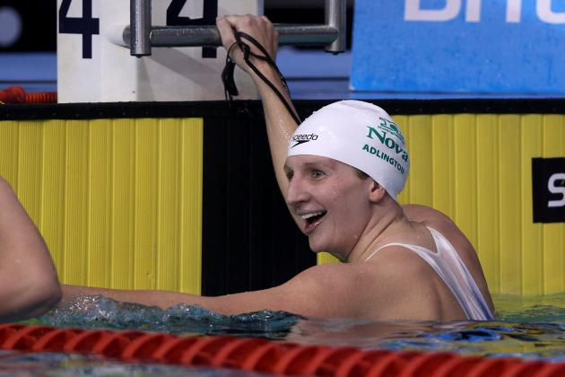 2012 Summer Olympics: Europe's Top Hopes for Swimming Gold