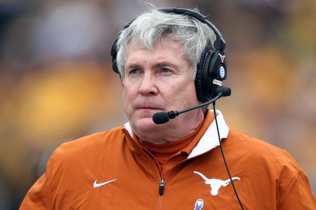 Texas Football: Out-of-State Recruits Mack Brown and Longhorns Must Reel in