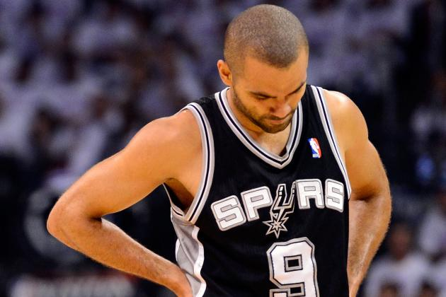 Bold Predictions for Tony Parker's 2012 Olympics on Team France