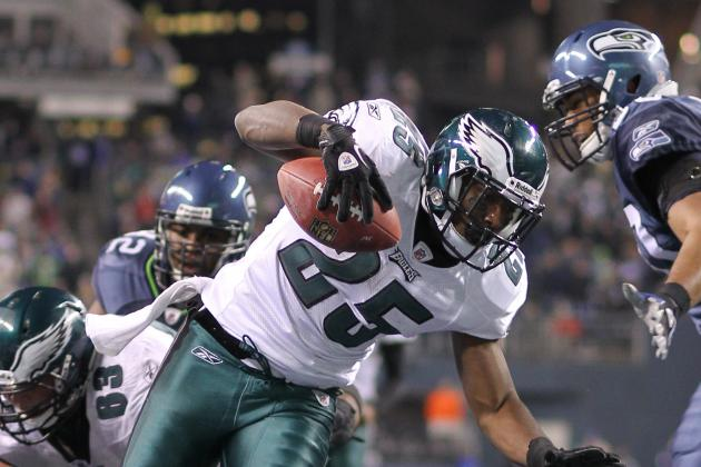5 Philadelphia Eagles Who Will Make Biggest Leaps from 2011 to 2012