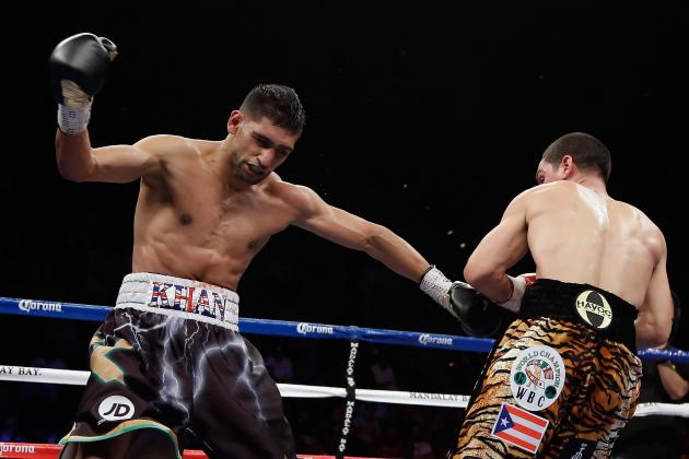 Oh, the Possibilities: 5 Fights for Danny Garcia
