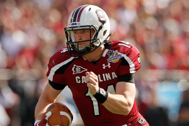 South Carolina Football 2012: Evaluating the Quarterback Position