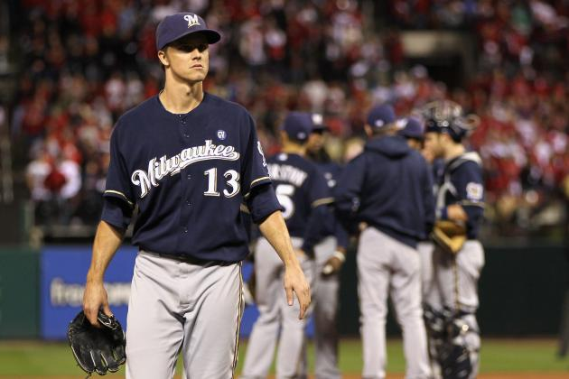 Chicago White Sox Trade Rumors: 5 Reasons Zack Greinke Will Land in Chicago