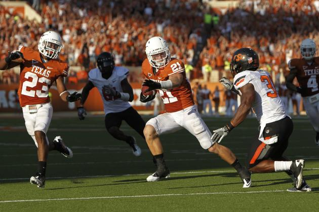 College Football 2012: Surprise Teams That Could Capture Conference Crowns
