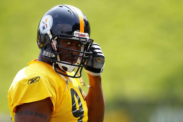 Pittsburgh Steelers 2012 Training Camp Preview: Linebackers
