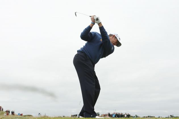 British Open Odds 2012: Latest Odds and Money Line for Europeans in Competition