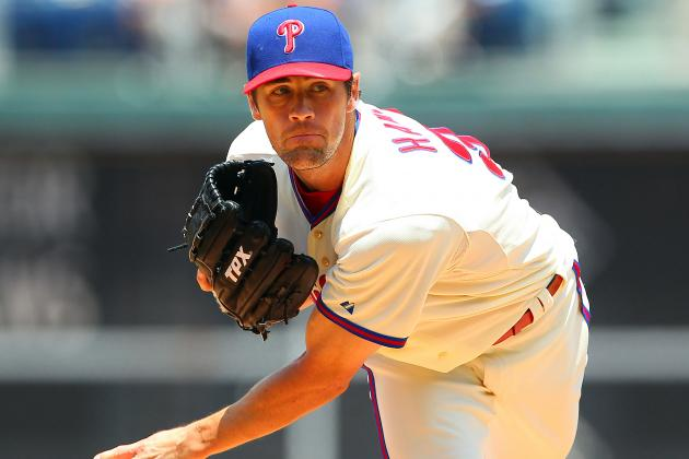 MLB Trade Rumors: B/R's 5 Potential Cole Hamels Deadline Blockbusters