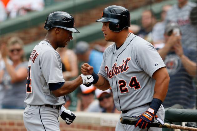 Detroit Tigers: Second-Half Statistical Projections for Each Starter