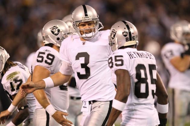 Oakland Raiders: 5 Raiders Who Must Be Great in Training Camp
