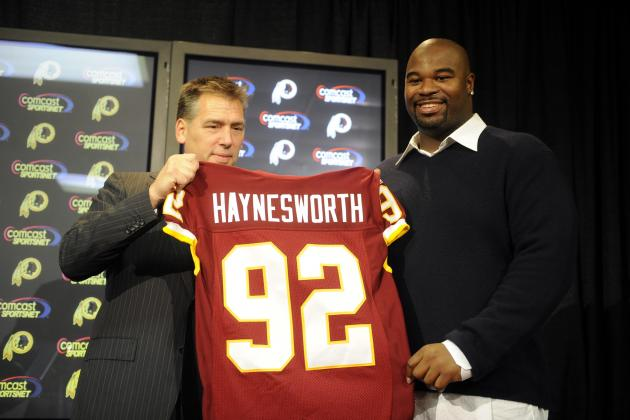 Ranking the 25 Players Redskins Fans Hate Most