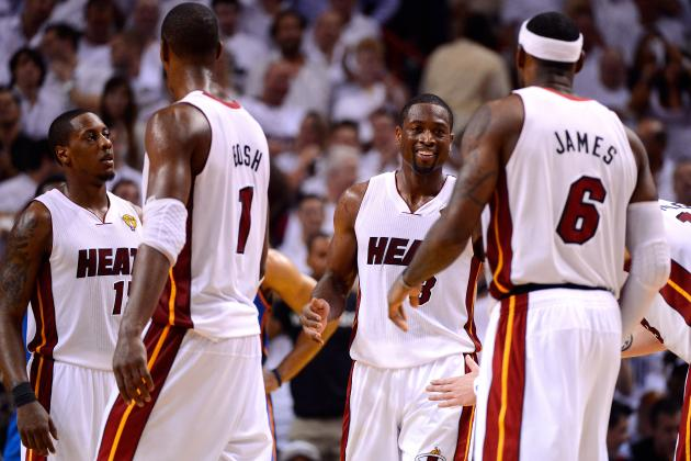 Predicting the Miami Heat's Rotation in 2013