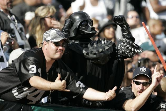 Ranking the 25 Players Oakland Raiders Fans Hate Most