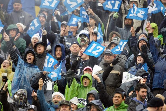 Seattle Seahawks Fans and the Best Fanbases in Sports Today