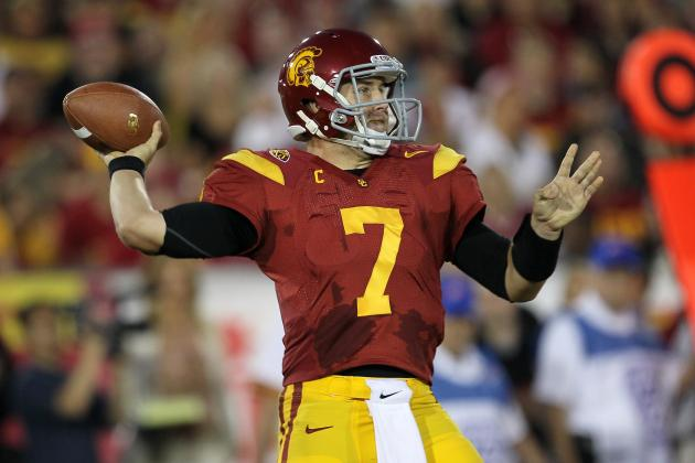 Ranking the Top Quarterbacks in the 2013 NFL Draft