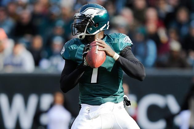 Michael Vick's Top 7 Moments as a Philadelphia Eagle Thus Far