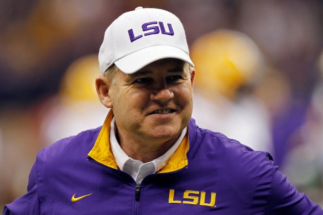 LSU Football: Twitter Reaction and Analysis from SEC Media Days