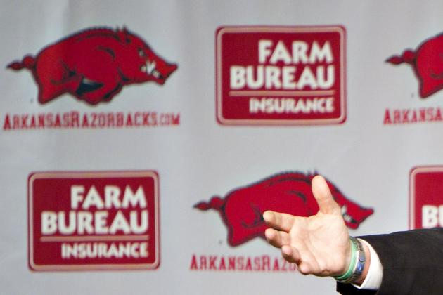 Arkansas Football: What Razorbacks Said at SEC Media Day About Bobby Petrino