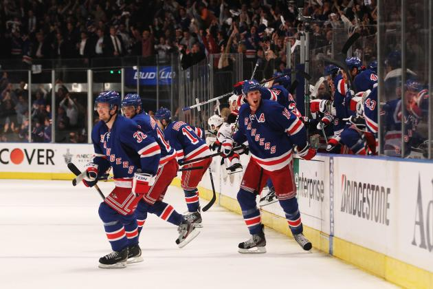 New York Rangers: 2012-2013 Player Expecations