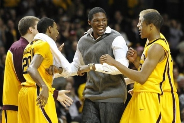 What Role Will Rodney Williams and Others Play in the 2012-13 Big Ten Season?