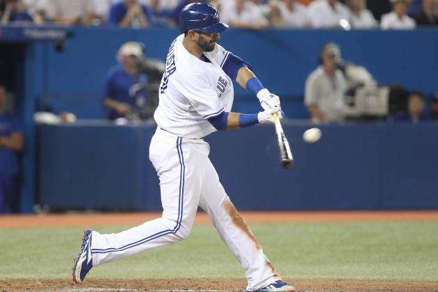 MLB Prospects: 10 Prospects Who Could Be the Next Jose Bautista