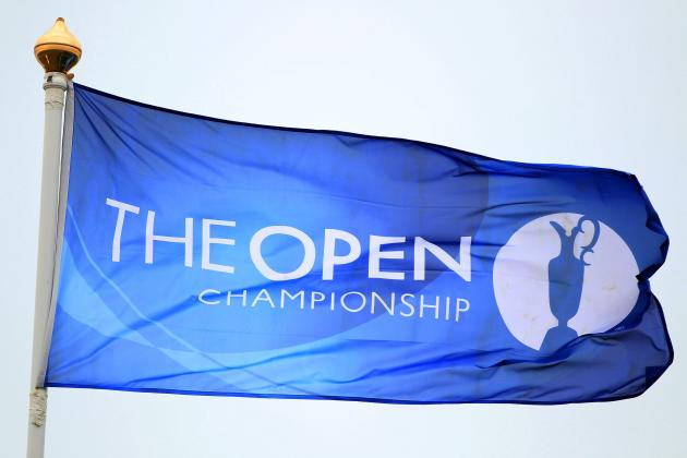 British Open Predictions 2012: Day-by-Day Final Scores for Top Stars