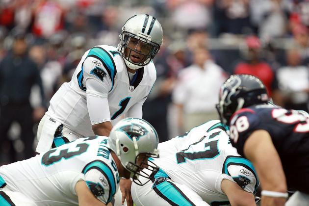 Carolina Panthers: What Cam Newton Must Work on in Training Camp