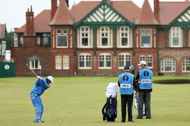 British Open Field 2012: Young Guns Poised to Test the Top Stars