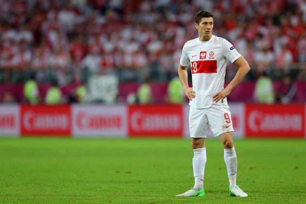 Arsenal Transfer News: Robert Lewandowski and the Latest Buzz