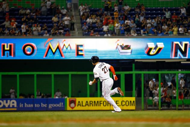 Giancarlo Stanton Trade Rumors: 8 Top Prospects Miami Should Ask for in Deals