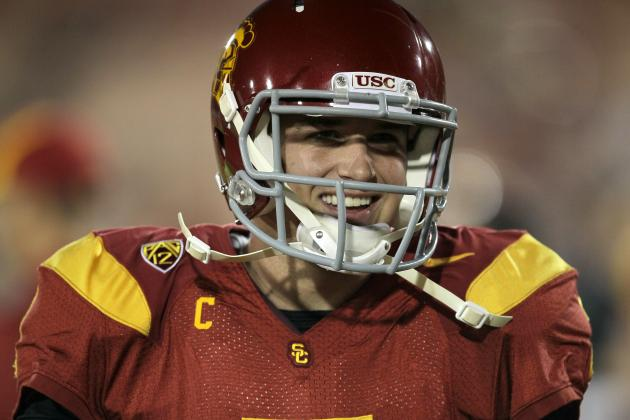Would Matt Barkley Have Gone Ahead of Robert Griffin III in the 2012 NFL Draft?
