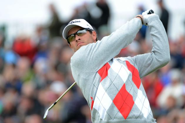 British Open 2012 Pairings: Notable Second-Round Matchups