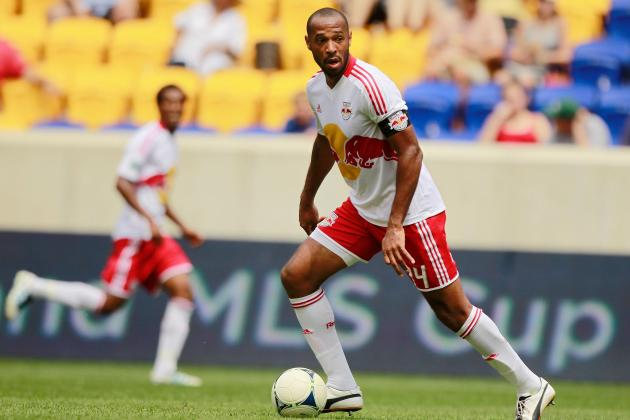 New York Red Bulls: Five Biggest Fixtures Left on the Schedule
