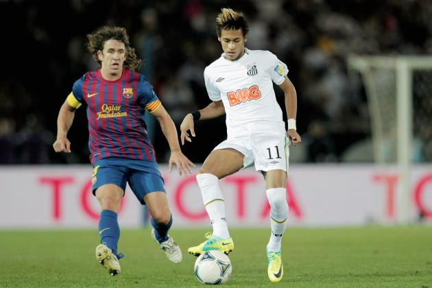 Why Neymar Would Solidify Barcelona's Hopes for Champions League Glory