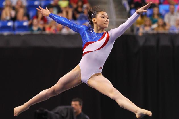 London 2012 Olympics: 10 Things You Need to Know About Kyla Ross