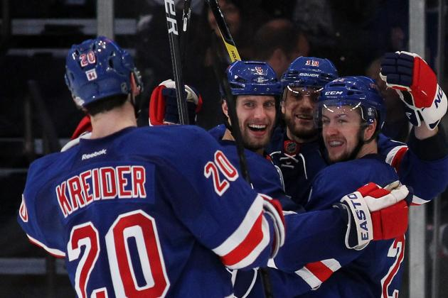 New York Rangers: Top 5 Offseason Priorities for Blueshirts